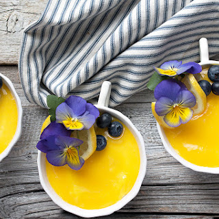 Teacup No-Bake Cheesecakes with Lemon Curd Recipe