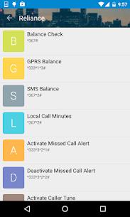 Balance, Data, SMS, Code check 3