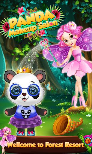 Panda Makeup Salon Games: Pet Makeover Salon Spa 1.01.0 screenshots 1