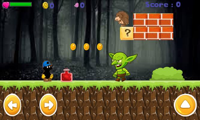 Mr pokimon Go 'n' Run - screenshot