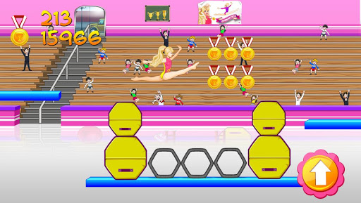 Amazing Princess Gymnastics painmod.com screenshots 2