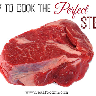 How to Cook the Perfect Steak.
