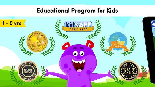 KidloLand- Nursery Rhymes, Kids Games, Baby Songs 15.1 screenshots 1