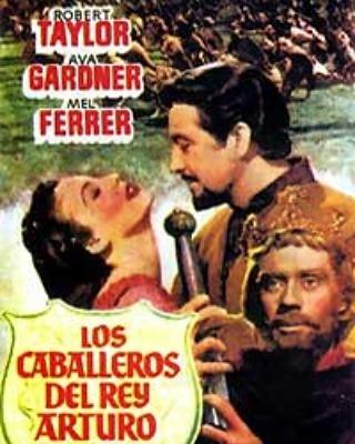 Los caballeros del rey Arturo (1953, Richard Thorpe)