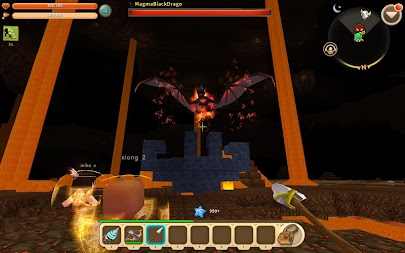 Mini World: Block Art APK screenshot thumbnail 4