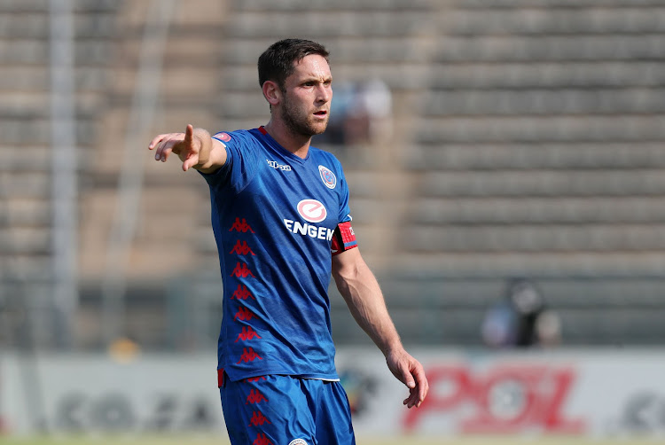 SuperSport United captain Dean Furman.