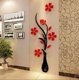 wall decoration design ideas screenshot thumbnail - Wall Decoration Designs