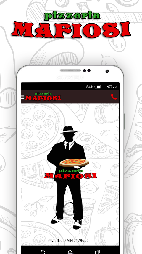 Pizzeria Mafiosi- screenshot