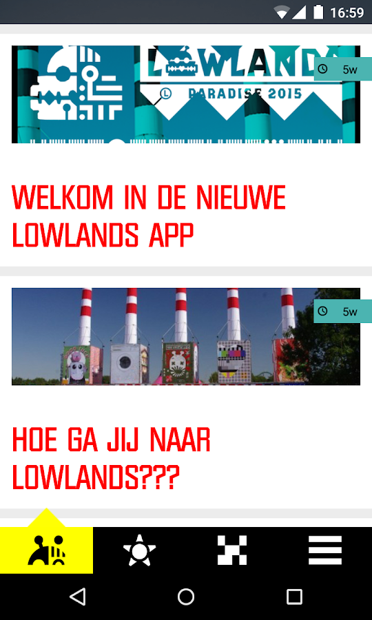 Lowlands 2015- screenshot