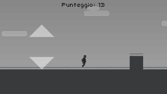 Infinite Runner 2D screenshot 1