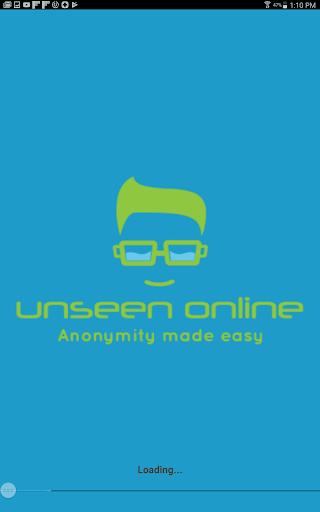 FREE VPN - Unseen Online  screenshots 8
