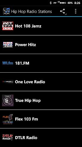 Best Hip Hop Radio Stations