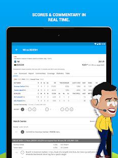 App ESPNCricinfo - Live Cricket Scores, News & Videos APK for Windows Phone