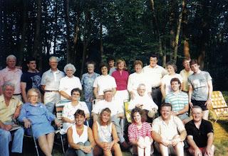 Photo: Naughton family 1988