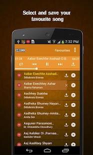 Bengali Tagore Songs screenshot