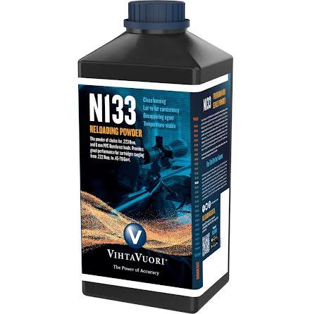 Vihtavuori N133 1,0kg förp.
