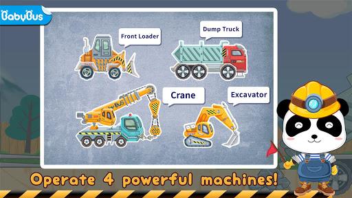 Heavy Machines - Free for kids  screenshots 6