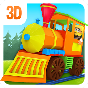 3D Toy Train Game For Kids 1 9 for Android – Android Free