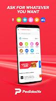 screenshot of PedidosYa - Delivery Online