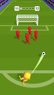 Cool Goal! MOD (Unlimited Goals) 1