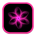 Dazzling Flowers LWP Pro icon