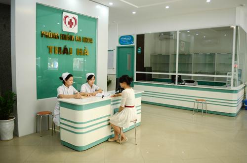 Chi phí khám phụ khoa tại phòng khám phụ khoa Thái Hà