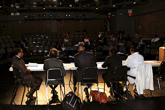 Photo: The CUNY Black Male Initiative 8th Annual Conference—Race, Law & Justice was held on Friday, Oct. 4, 2013, at York College/CUNY.