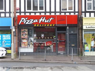 Pizza Hut Delivery On St Albans Road Pizza Takeaway In