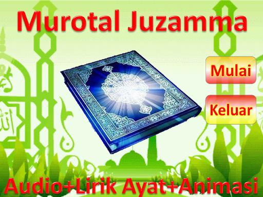 Murotal Al Quran Anak Jilid 2