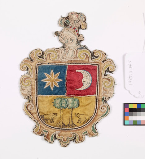 Armorial Embroidery