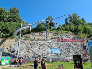 Urban park - Adventure Mountain Hocheck (Oberaudorf)