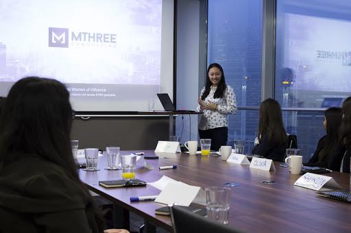 Alumni by MThree job moment