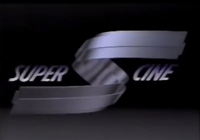 "Photo: Logo do ""Supercine"""
