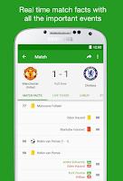 Screenshot of Soccer Scores Pro - FotMob