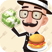 Idle Cook Tycoon – Idle Cooking in Cooking games icon