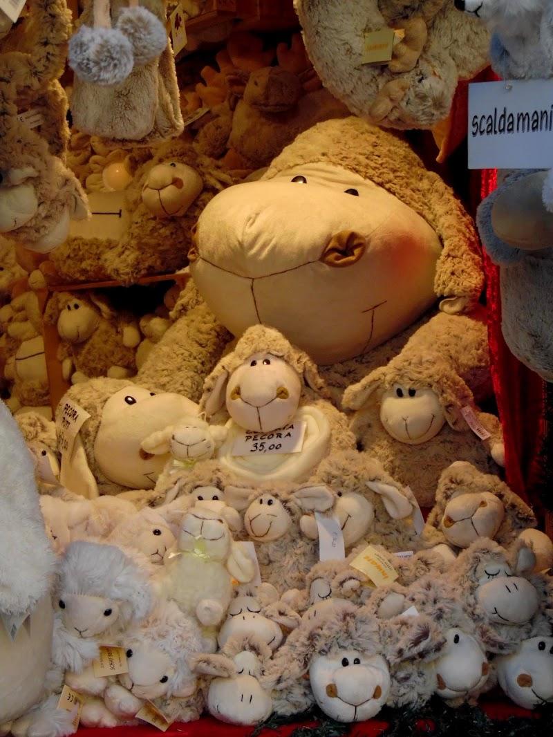 Pecore a volontà di supergigi