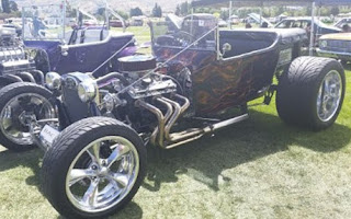Ford T Bucket Rent Southland
