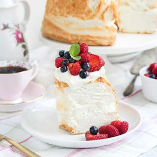 Angel Food Cake With All Purpose Flour Recipes