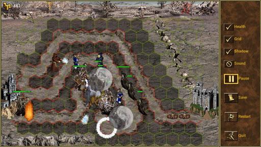 TDMM Necropolis DEMO