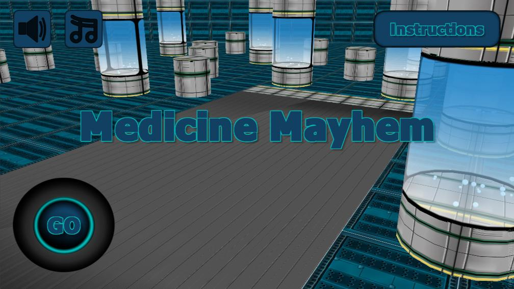 Medicine Mayhem - Rx Attack- screenshot