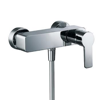 shower_Softcube Aufputz-Brause-Einhebelmischer
