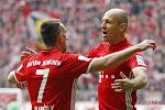 Franck Ribéry a rendu hommage à Arjen Robben
