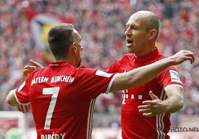 """Arjen Robben évoque une bagarre avec Frank Ribéry : """"Sur le coup, c'est vrai que j'avais pris cher"""""""