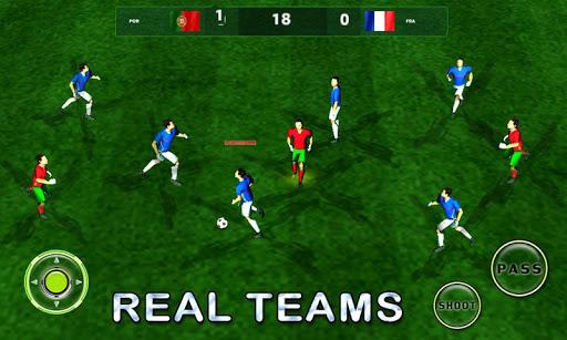 Let's Play Football Socccer HD