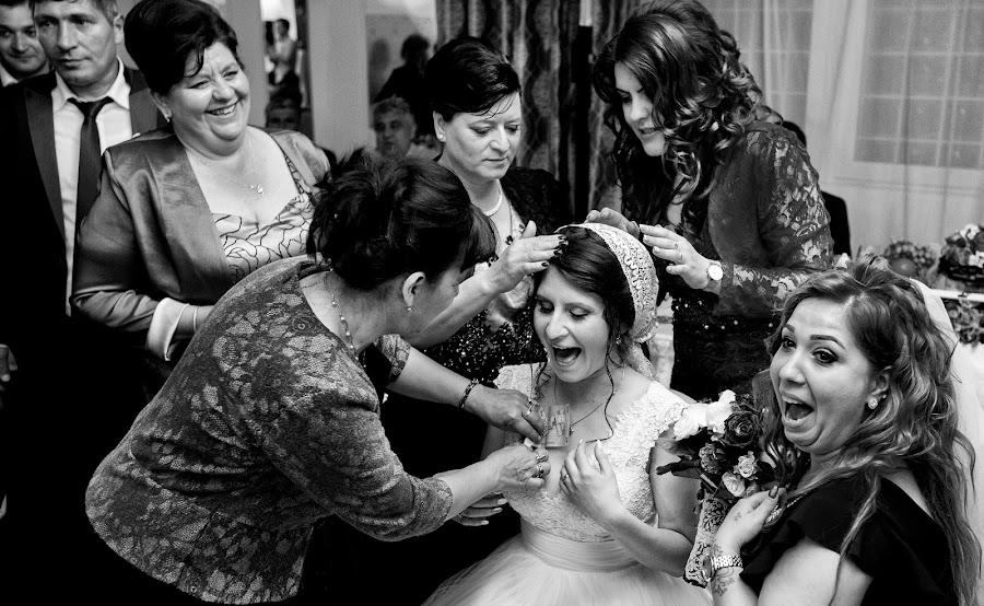 Φωτογράφος γάμων Vali Negoescu (negoescu). Φωτογραφία: 16.05.2017