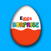 Surprise Eggs Kids Puzzle Game
