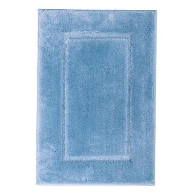 Коврик для ванной комнаты Ridder Stadion Голубой 85х55 см