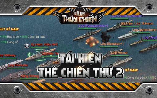Vua Thu1ee7y Chiu1ebfn : Truy Ku00edch Tru00ean Biu1ec3n 1.0.12 6
