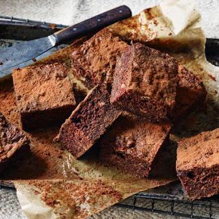 Sugar-free Chocolate Brownies.