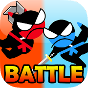 Jumping Ninja Battle – Two Player battle Action! MOD APK 2.71 (Free Purchases)